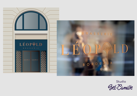 Brasserie Léopold à Bordeaux