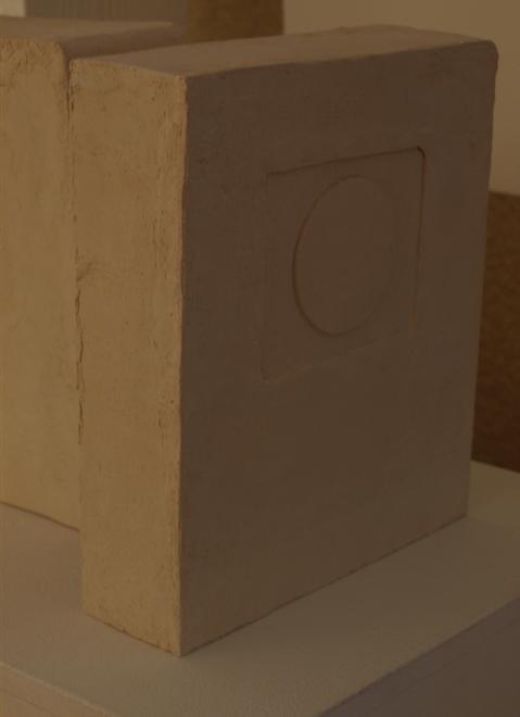 Keramik, o.T., 2019; Micha Hartmann, Esslingen am Neckar