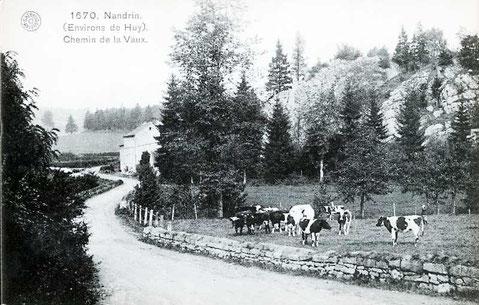 La Vaux les Rochers 1915