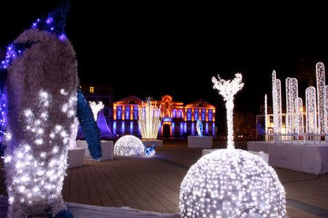noel et nouvel an à Carcassonne