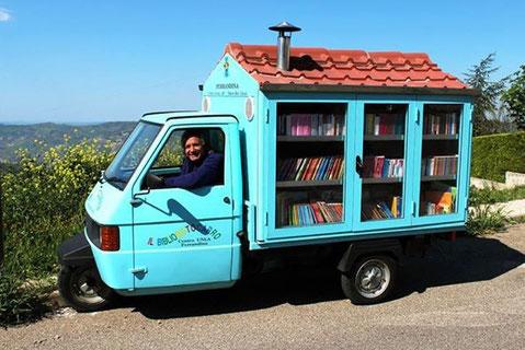 бібліотека на колесах