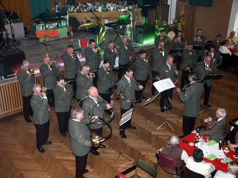 40 jähriges Bestehen unseres Bläserkorps, Kursaal Gemünd,17.07.2004