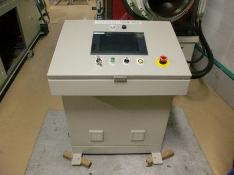 自立式 タッチパネル操作盤 制御盤