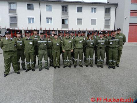 © Freiwillige Feuerwehr Hackenbuch