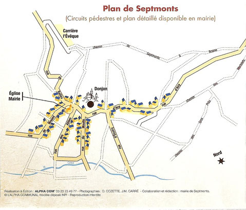randonnée soissons septmonts