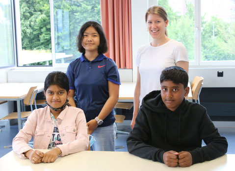 Kantonsschule Reussbühl Chance KSR