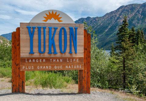 """Meine Höhepunkte im Yukon Die kleinste Wüste der Welt in Carcross Die """"White Horse Rapids"""" und die """"Five Finger Rapids"""" des Yukon Rivers Raddampfer S.S. Klondike II in Whitehorse Die legendäre Goldgräberstadt Dawson City mit der ältesten Casino der Kanada"""
