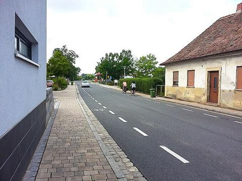 Alltagsradverkehr, Radwege, Wegeführung, Schnellradwege
