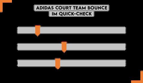 Adidas Handballschuhe Court Team Bounce im Check