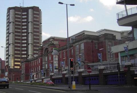 The former Children's Hospital