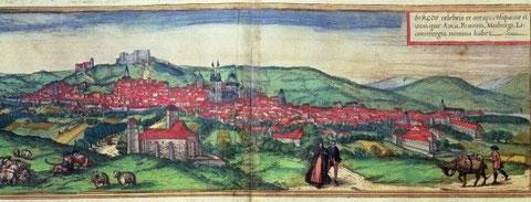 by Franz Hogenberg 1576
