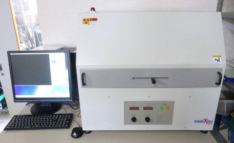 X線検査装置 外観