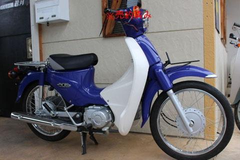 スーパーカブ110 丸目国産 JA07
