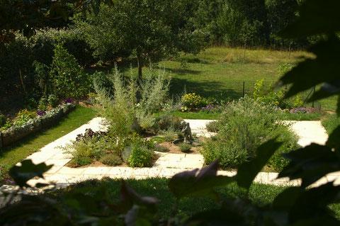 les aromatiques du jardin