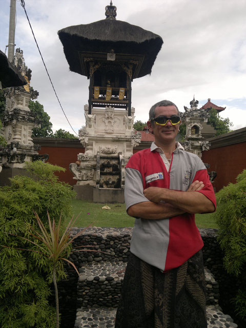 A Bali, Indonésie.