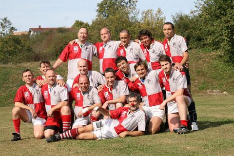 Tournoi de Besançon, septembre 2009