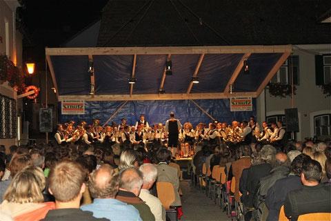 Konzert am 3.09.2010  am Wösendorfer Marktplatz