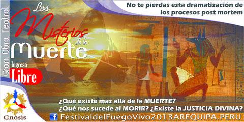 LOS MISTERIOS DE LA MUERTE II