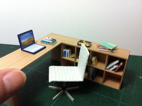 S=1/25の室内模型用家具|アオキ模型工房|