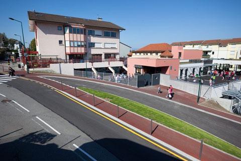 École et collège Saint-Bruno (Evian - 74)