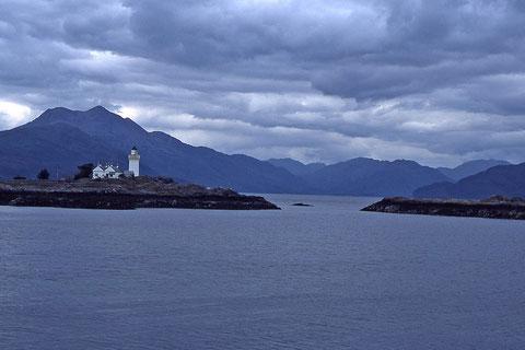 phare de Ormsay ( île de skye)