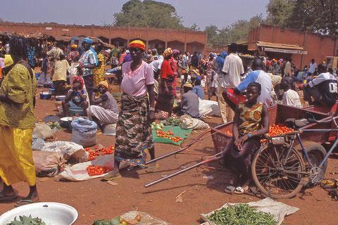marché a Diapaga