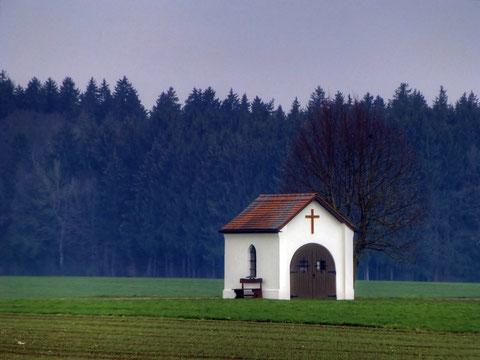 Feldkapelle bei Altkirchen (HDR)