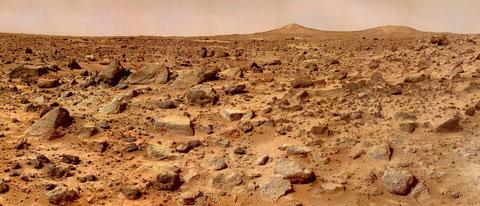"""""""Twin Peaks""""  (NASA, Dr. Timothy Parker, JPL) - Eine tolle Aufnahme! --> durch Klicken vergrößern"""