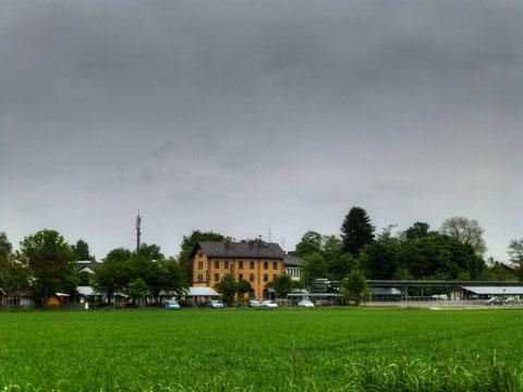 Bahnhof Deisenhofen