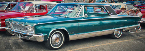 CHRYSLER NEW YORKER 1966