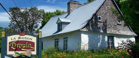 Maison Drouin Nouvelle France