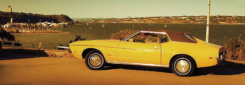 Mustang 1972 coupe