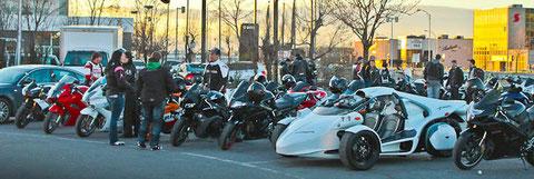 Julep Bike night 30 avril 2015