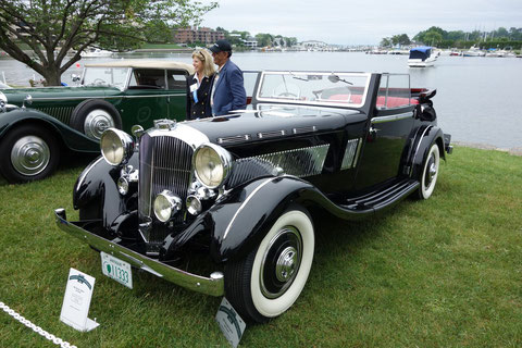 PHOTO: GREENWICH CONCOURS