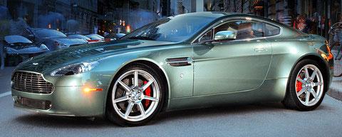 Aston Martin Vantage, Grand-Prix du Canada