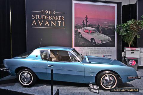 Studebaker Avanti 1963