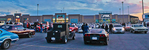 Laval Auto Sport 1 mai 2015