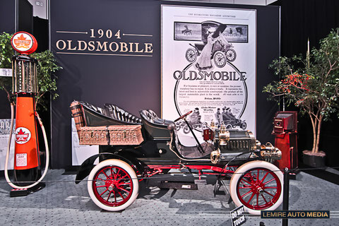 Oldsmobile Mode T French Front 1904