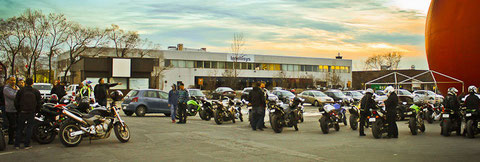 Julep Bike Night 16 avril 2015