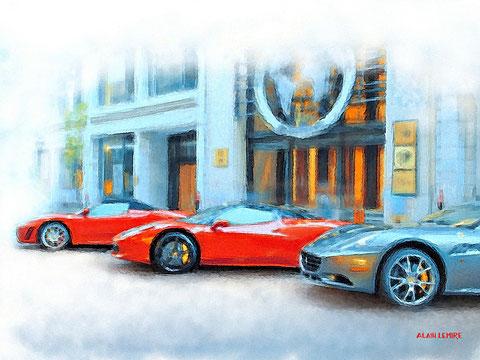 Ferrari Grand-Prix du Canada