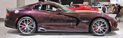 SRT VIPER GT