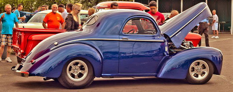 WILLYS HOT ROD 1938