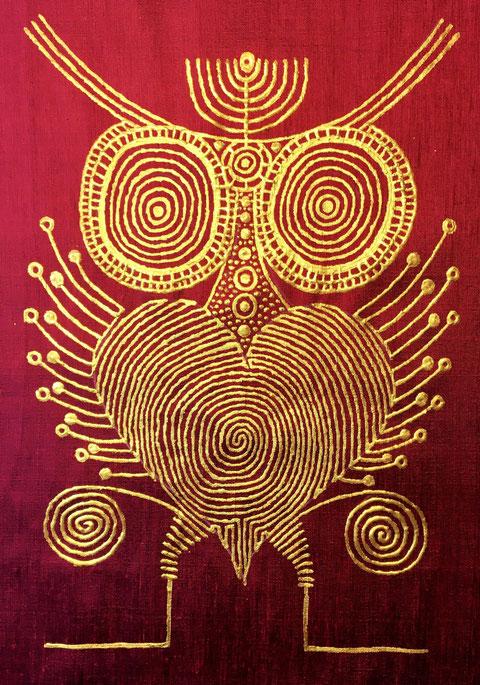Eulengold, Logo Matthias Eule