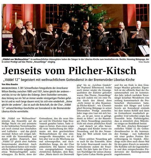 Bremervörder Zeitung, 24.12.2018