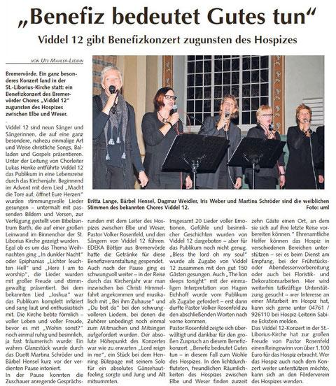 Bremervörder Anzeiger, 29.10.2014