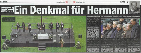 Hamburger Morgenpost, 03.03.2014