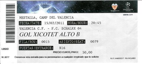 Valencia 15.02.2011