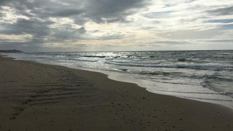 Mehr Meer geht nicht. Mehr braucht man auch nicht.