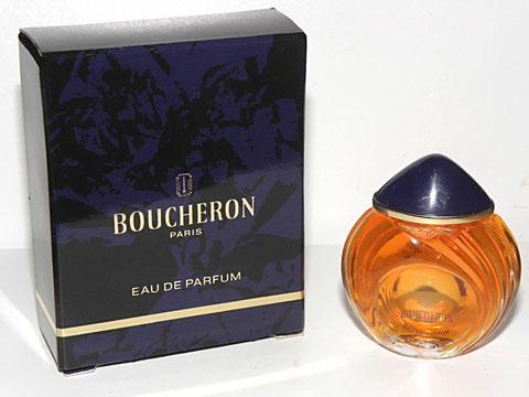 BOUCHERON - EAU DE PARFUM : MINIATURE EN FORME DE BAGUE