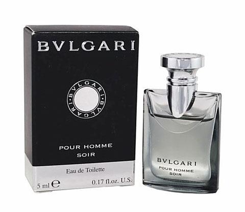 2006 - BVLGARI POUR HOMME SOIR - EAU DE TOILETTE 5 ML